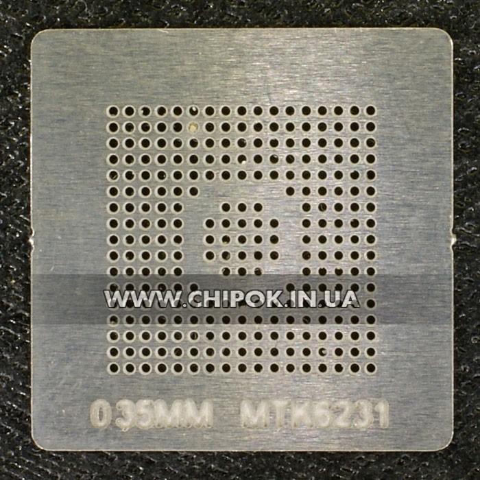 Трафарет MTK6321 0,35мм