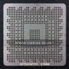Трафарет NVidia NF570-SLI-N-A3 NF550 NF570 0.6