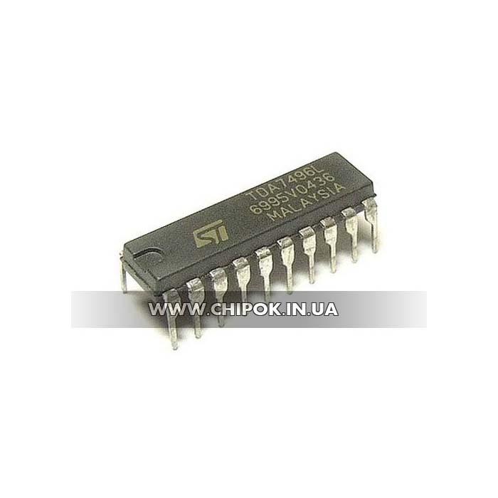 TDA7496L DIP20
